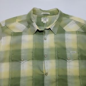 Lucky Brand California Fit Western Shirt
